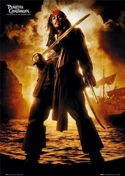 Jack Sparrow be a fine pirate matey!