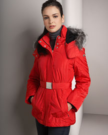 Lady in Red: Smashing Red Coats | POPSUGAR Fashion
