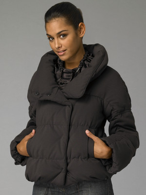 Down Coats That Aren't Dowdy | POPSUGAR Fashion
