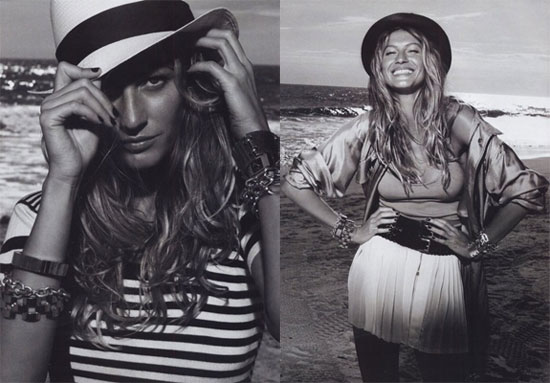 video of gisele in mike in brazil video split tail