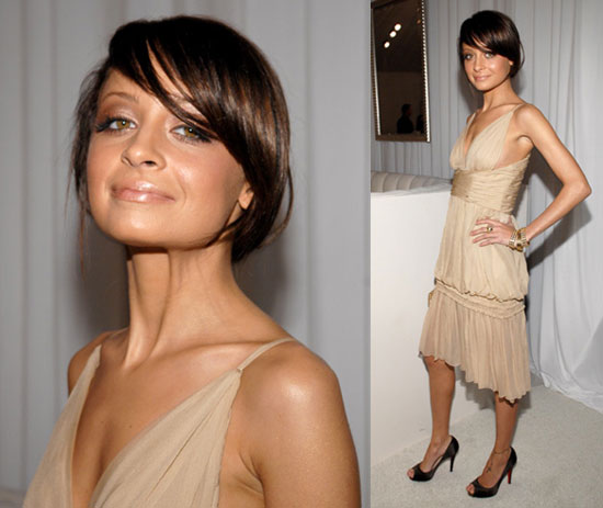 nicole richie hairstyle. 3, that star was Nicole Richie