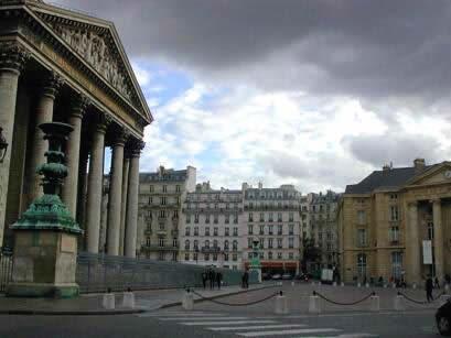 Le panthéon ( a historical monument)