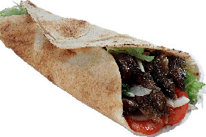 This is the Durum Kebap