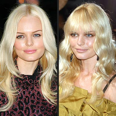 Celebrities hairstyles Kate Bosworth 6