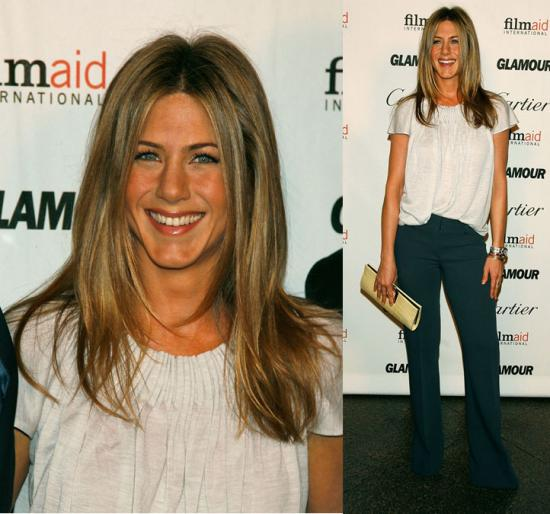 PopsugarCelebrityJennifer AnistonJennifer Aniston's Reel PremiereJennifer Aniston's Reel PremiereOctober 17, 2006 by Celebrity3 SharesChat with us on Facebook Messenger. Learn what's trending across POPSUGAR.Did you miss Oprah yesterday? If so, don't worry. Here's the clip where she tells us her boobs are real and that Vince is still her man. Jennifer is looking fabulous as usual. I cannot imagine how much better she looks in person but that is what everyone was saying. The main reason Jennifer went on the show was to talk about her directorial debut for a short film for Glamour Magazine. Check out a bright and happy Jennifer at the Reel Moments, Room 10, premiere last night.Source Join the conversationChat with us on Facebook Messenger. Learn what's trending across POPSUGAR.Jennifer AnistonFrom Our PartnersWant more?Get the Daily Inside ScoopSign up for our Celebrity & Entertainment newsletter.By signing up, I agree to the Terms & to receive emails from POPSUGAR.CustomizeSelect the topics that interest - 웹
