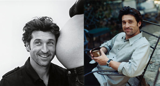 Patrick Dempsey On Life Popsugar Celebrity