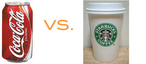 Caffeine In A Cup Of Coffee Vs Can Of Coke