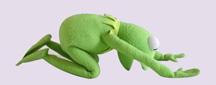 Tumbuh-tumbuhan berzikir kepada ALLAH SWT Kermit