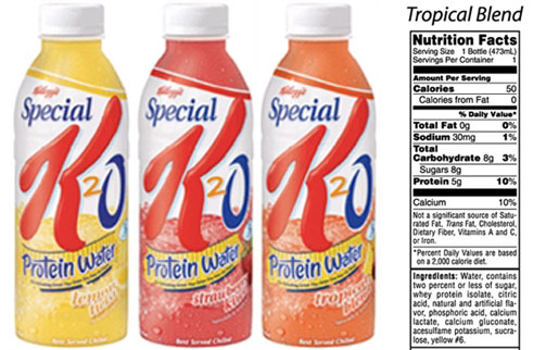 special k protein water weight loss-1759