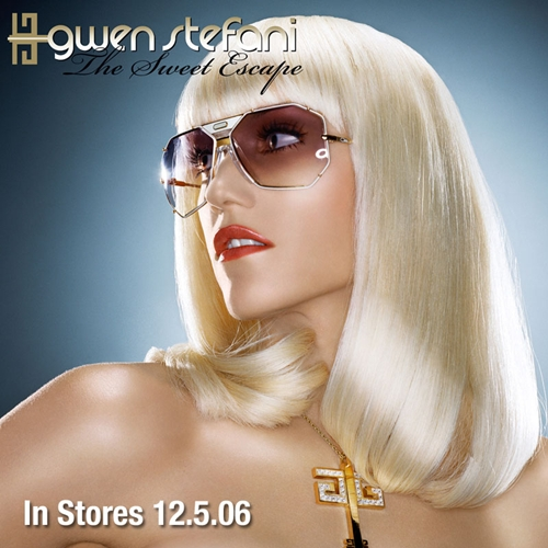 Gwen Stefani may be channeling Scarface-era Michelle Pfeiffer on the