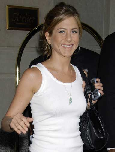 jennifer aniston competition