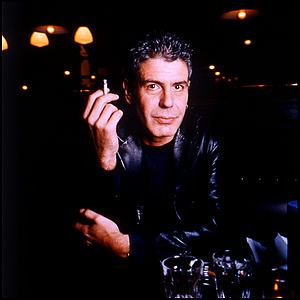 Book Review:  Anthony Bourdain's Kitchen Confidential