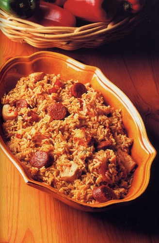 JAMBALAYA! « Best Dishes!