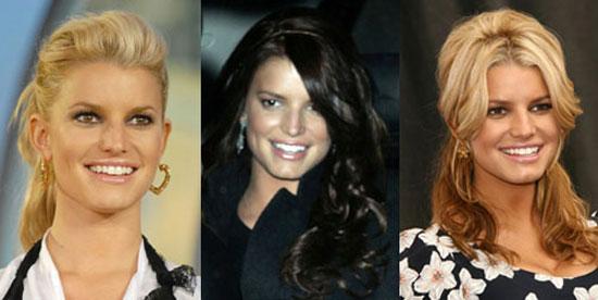How Do You Prefer Jessica's Hair Color? | POPSUGAR Beauty