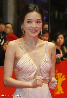 Taiwanese Actress Shu Qi