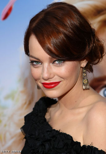 emma stone hair in zombieland. Flashback Casting: Emma Stone