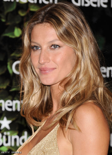 Is It Marissa Miller? Is It Gisele Bundchen?