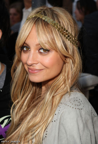nicole richie boho chic. Nicole Richie has officially