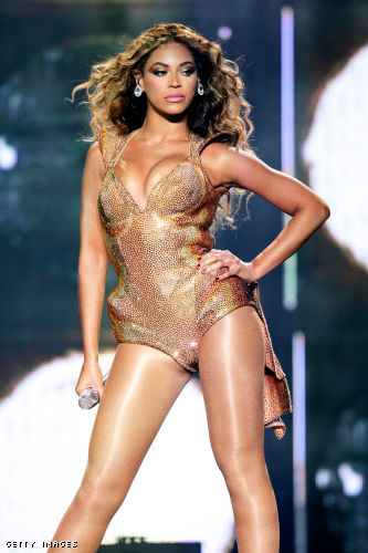 Beyonce Too Bootylicious For...Herself?