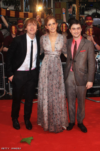 harry potter cast members. is a Harry Potter movie