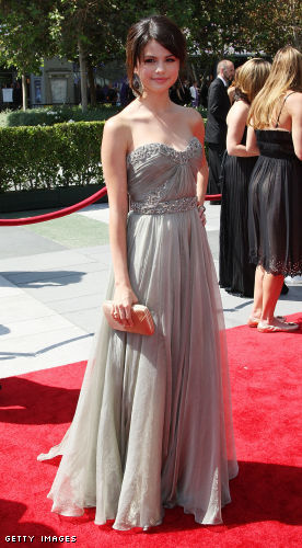 Selena Gomez at the Creative Emmys, Los Angeles