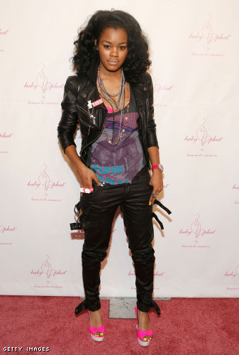 Pictures Of Teyana Taylor Birthday Dress 36