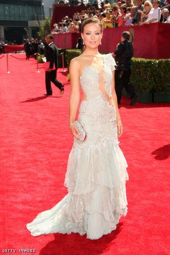 Olivia Wilde 61st Emmy