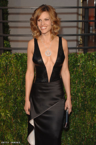 Cleavage Hilary Swank nudes (46 photo) Boobs, Facebook, see through