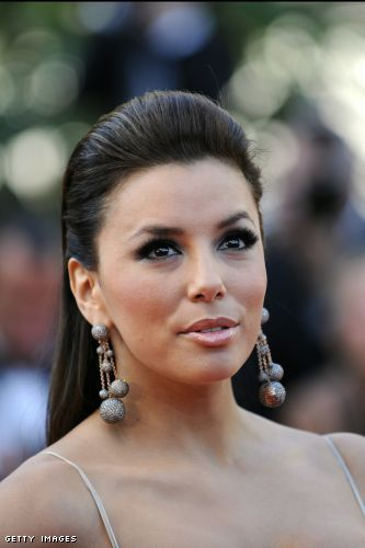 eva longoria hairstyles 2010. Eva Longoria Parker Fragrance