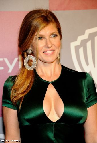 Connie Britton cleavage