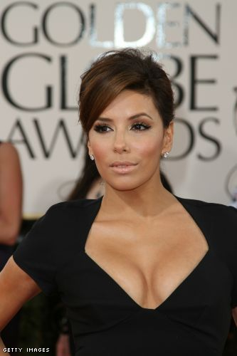 eva longoria cleavage