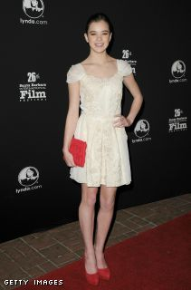 Hailee @ the 26th Annual Santa Barbara International Film Festival - Day 9