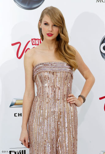 Taylor Swift arrives @ the Billboard Music Awards