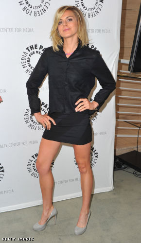 Eliza Coupe legs
