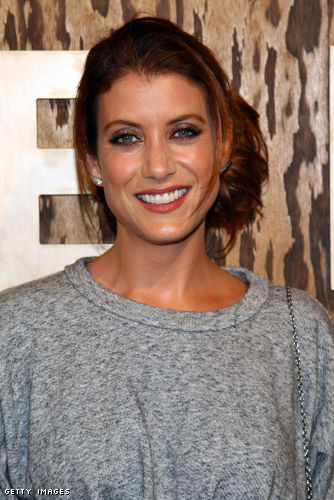 Actress Kate Walsh attends The Frye Company Flagship Opening Celebration