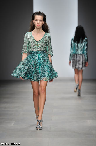 Felder Felder Runway - LFW Spring/Summer 2012
