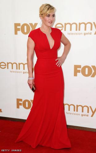 Kate Winslet cleavage