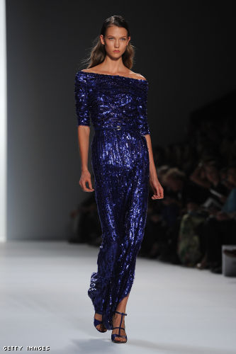 Elie Saab: Runway - Paris Fashion Week Spring / Summer 2012