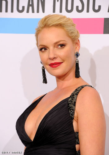Katherine Heigl cleavage