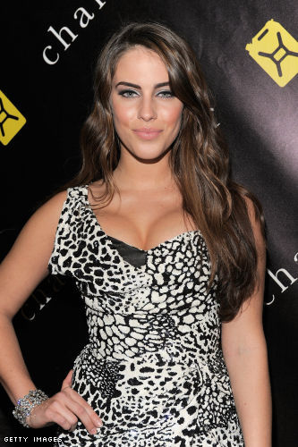 Jessica Lowndes cleavage