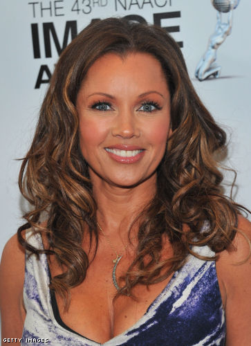 Vanessa Williams cleavage