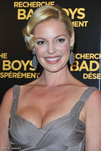 Katherine Heigl boobs