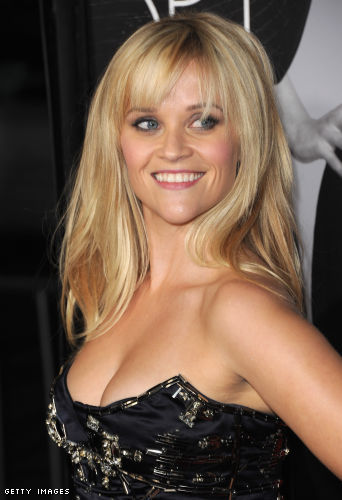 Reese Witherspoon cleavage