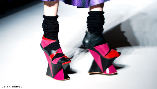 Basso and Brooke: Runway - LFW Autumn/Winter 2012