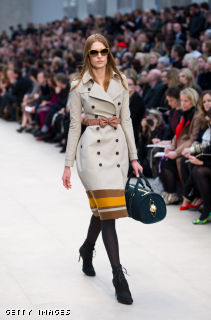 Burberry - Runway - LFW Autumn/Winter 2012