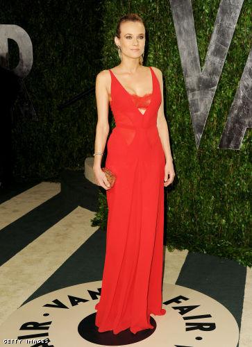 Diane Kruger cleavage