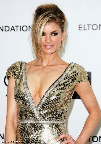 Marisa Miller cleavage