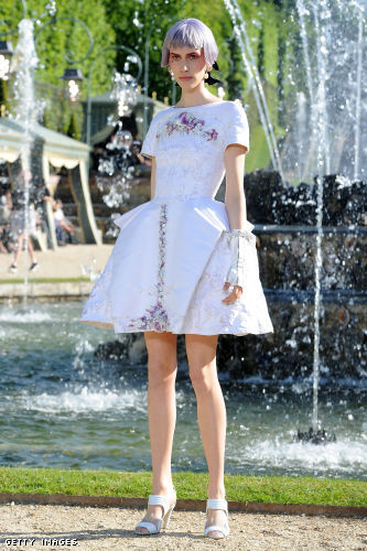 Chanel 2012/13 Cruise Collection - Runway