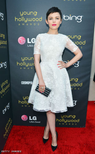 Ginnifer Goodwin Style
