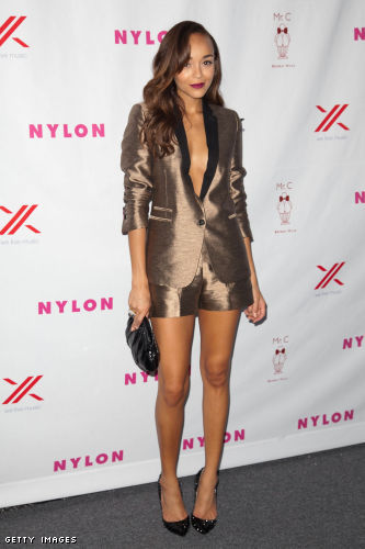 Ashley Madekwe Style